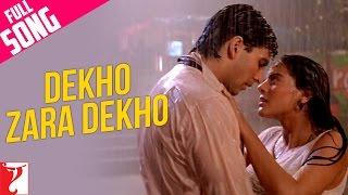 Download Lagu Dekho Zara Dekho - Full Song | Yeh Dillagi | Akshay Kumar | Kajol Mp3