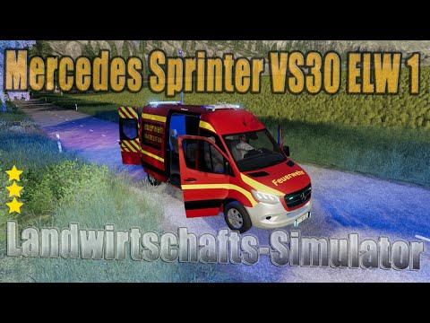 Mercedes Sprinter VS30 ELW v1.0