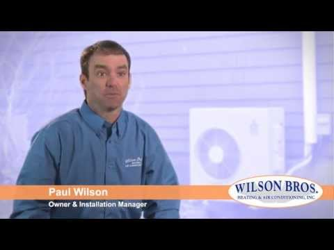 Ductless AC:  Basics and Benefits