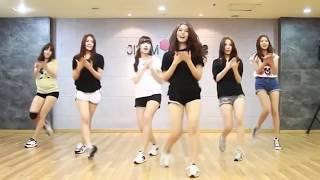Video Gfriend  Love Whisper Magic Dance Me Gustas Tu, Rough, Navillera MP3, 3GP, MP4, WEBM, AVI, FLV September 2017