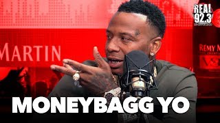 Video Moneybagg Yo talks Working with J. Cole, Kevin Gates, Memphis Beef & More! MP3, 3GP, MP4, WEBM, AVI, FLV Februari 2019