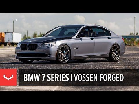BMW 7 Series |  BlackSkullz | Vossen Forged VPS-306