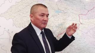 Министр Ж Калилов Русс