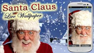 Santa Claus Live Wallpaper YouTube video