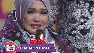 Video PENUH HARU!! Inilah Salah Satu Kekuatan FAUZIAH GAMBUS Terus Berjuang | DA Asia 4 MP3, 3GP, MP4, WEBM, AVI, FLV Maret 2019