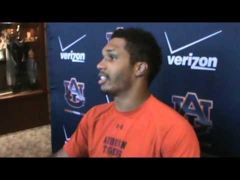 Kris Frost Interview 8/4/2012 video.