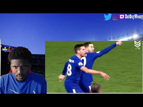 NFL FAN REACTS TO EDEN HAZARD 2018 MAGIC DRIBBLING SKILLS & GOALS