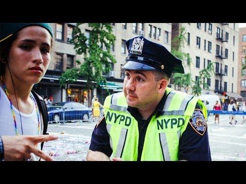 Zrób zdjęcie z policjantem - LS #824