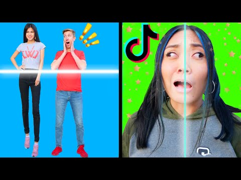 TIK TOK PRANKS - Trying Funny TikTok Hacks on Cool Friends To See if They Work
