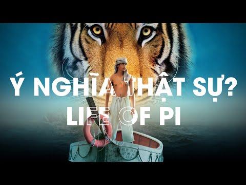 Life of Pi & Hành Trình Về Nguồn Sống