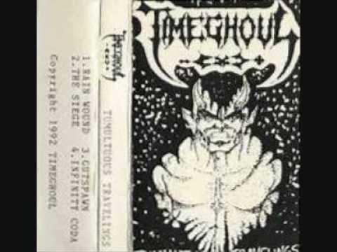Timeghoul - Rainwound online metal music video by TIMEGHOUL