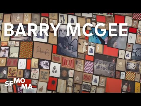 SFMOMA   Barry McGee Interview | Video