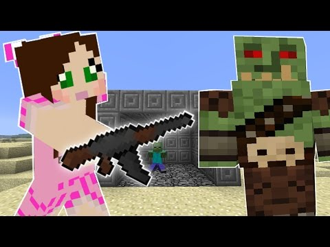 Minecraft: THE EPIC RESCUE MISSION - The Crafting Dead [35]
