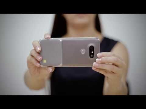 El primer smartphone modular del país