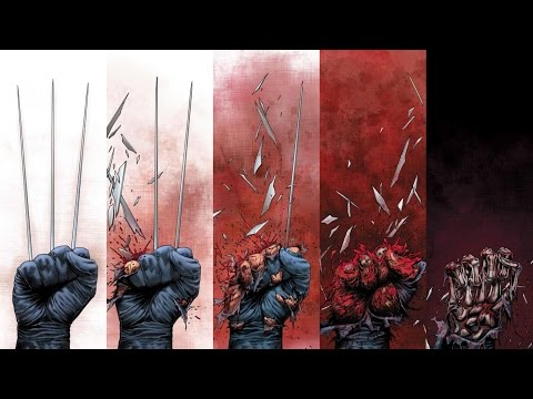 0 Comic Book Review: Death of Wolverine