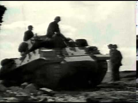 The Great Fighting Machines of WWII:  Allied Tanks