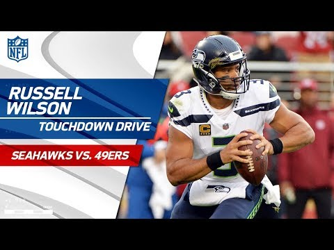 Video: Russell Wilson Takes Seattle Downfield on TD Drive to Extend Lead | Seahawks vs. 49ers | NFL Wk 12