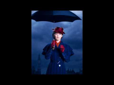 Marry Poppins Returns Teaser Motion Image 2018 (Disney Movie) D23 2017 Emily Blunt