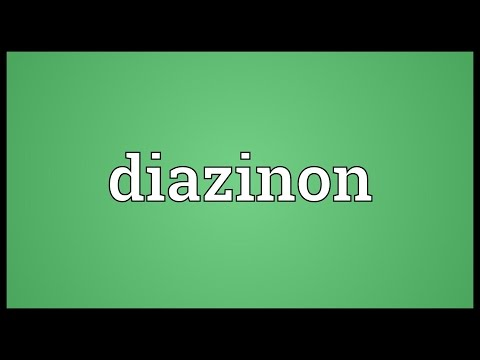 Diazinon Meaning