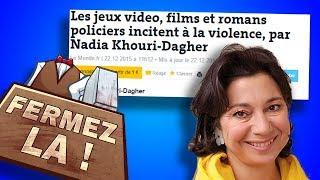 Video Les jeux vidéo incitent à la violence - FERMEZ LA (Vieux Dossier #9) MP3, 3GP, MP4, WEBM, AVI, FLV Agustus 2018
