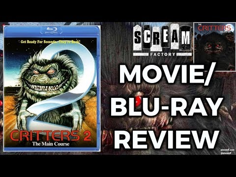 CRITTERS 2 (1988) - Movie/Blu-ray Review (Scream Factory)