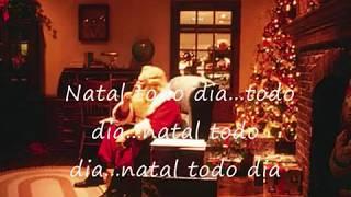 NATAL TODO DIA - ROUPA NOVA