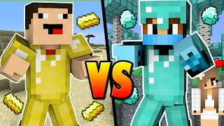 *Join me on my public Minecraft server NOW: mc.trovical.comMORE Noob vs Pro: https://goo.gl/BWGbKx What separates a Noob from a Pro? Not to miss this video! What do you think about noobs and pros? Watch this funny Minecraft video!  ☛Subscribe here: http://goo.gl/RI2d5B -------------------------------------------  ∎Maker: TheGoldenArmor ∎Actors: TheHandsomeLord, AdvanceLAMP, DarkComboz, Flamebytez, ViciousGuy, EnderClan, iBagelzPvP, PanksterGangster, _Hyperartz_, AySlye ∎Builders: TheGoldenarmor, AdvanceLAMP    (P.s. Wanna help? You can add subtitles to this video!)    -- Find Me! -------- 👠 Instagram: http://goo.gl/28SQ6y 👠 Facebook: http://goo.gl/mWdI1y 👠 Twitter: https://twitter.com/TheGoldenArmor  My second channel: https://goo.gl/q5pxPA BucketPlanks: https://goo.gl/4RQzK6     --Credits---  -http://freesound.org/  -Production Music courtesy of Epidemic Sound: http://www.epidemicsound.com -freesfx.org -Texture Pack: http://www.planetminecraft.com/texture_pack/blocksmith-hybrid-75-animations/   This is just a fictional story and for your entertainment :)!