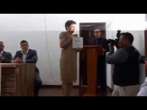 Diplomação dos candidatos eleitos em Piranhas/Al