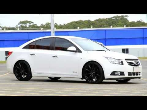 Holden Cruze custom rims 20 inch DTM GTR wheels