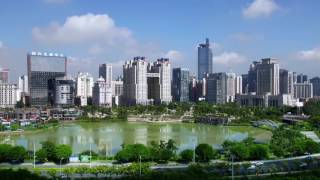 NanNing 南宁 – beautiful, green city