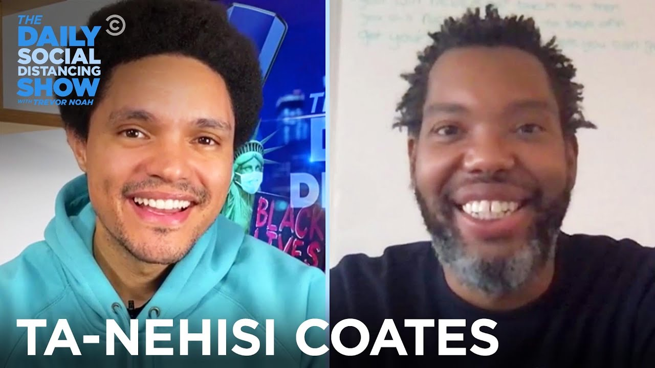 Ta-Nehisi Coates – Transforming His Books Into Films | The Daily Social Distancing Show