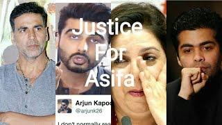 Video Kathua में हुए Asifa Gang Rape में Bollywood stars का Tweet Justice For Asifa MP3, 3GP, MP4, WEBM, AVI, FLV April 2018