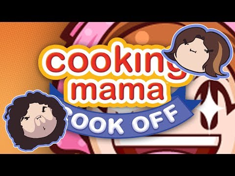 Cooking Mama Cook Off - Game Grumps VS