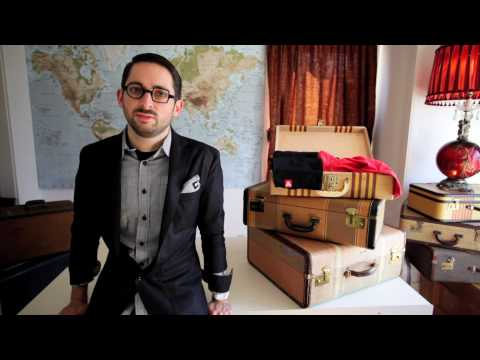 Video &#8211; Johnny Cupcakes Suitcase Tour 2010: Back To Basics