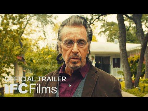 Manglehorn Trailer