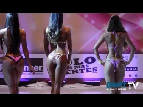 Jessica Vasquez gana Sport Model Femenil en Musclemania Latino 2013