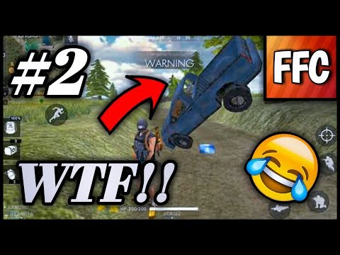 Free Fire : WTF Moments #2 - FFC