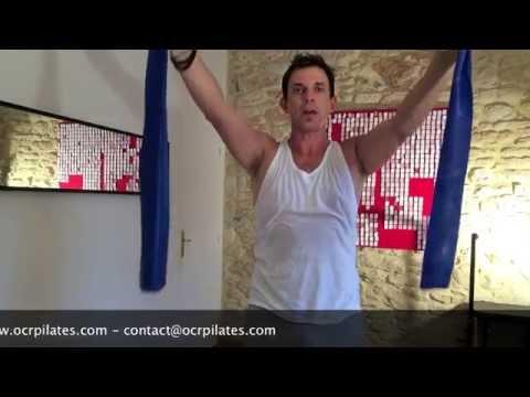 OCRPilates - Pilates et bande de résistance
