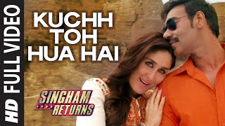 Kuchh Toh Hua Hai Full Video Song - Singham Returns