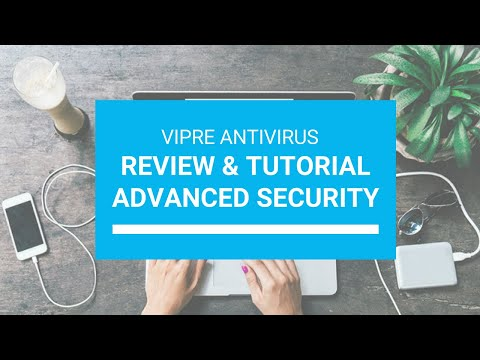 Vipre Antivirus Review and Tutorial | Vipre Advanced Security | Get FREE Trial and 20% Off.