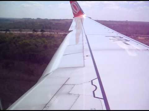 Pouso Aeroporto Internacional de Brasília - Presidente Juscelino Kubitschek Boing 737-800