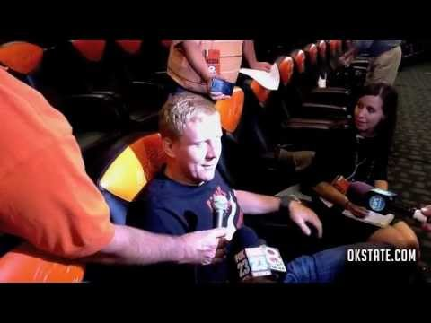 Brandon Weeden Interview 9/9/2011 video.