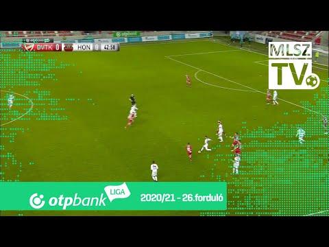 26. forduló: DVTK - Honvéd 0-0