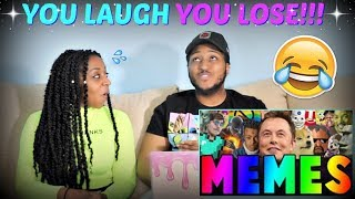 TRY NOT TO LAUGH!! BEST MEMES COMPILATION V48