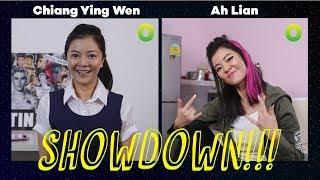 Video Chiang Ying Wen vs Ah Lian SHOWDOWN on Lazada's 12.12 Online Revolution Game Show!!! MP3, 3GP, MP4, WEBM, AVI, FLV Agustus 2018