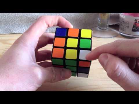 rubiks cube lösung für anfänger}
