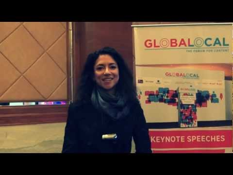 globalocal - Terry Tobias from Tobias Agency talks about her experience at Globalocal 2013.
