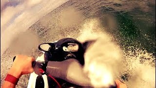 5. GoPro HD POV Storm WaveRunner Riding @ Lake Huron (Yamaha VX Cruiser)