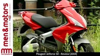 9. Peugeot Jetforce 50 - Review (2004)