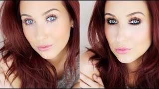 Simple Day To Night Makeup Tutorial | Jaclyn Hill
